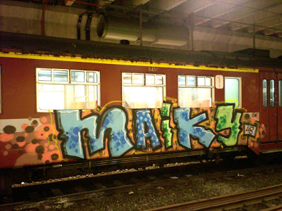 maiky graffiti