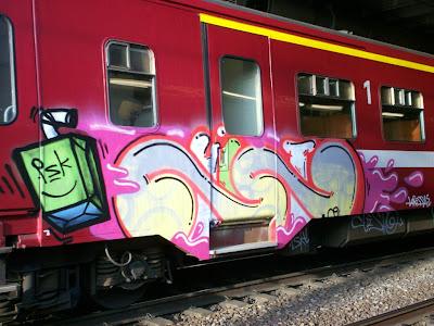 cuisto graffiti