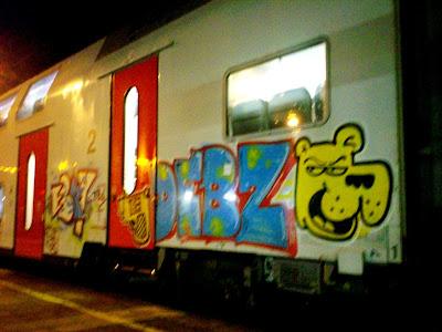 debz graffiti