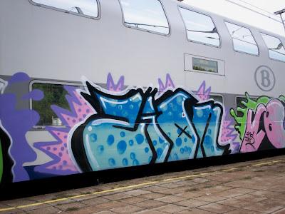 graffiti from germany