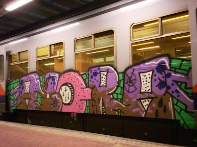 OOKEEEJ DAN graffiti