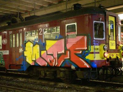 Motif graffiti