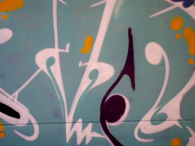 Vero FE belgian graffiti