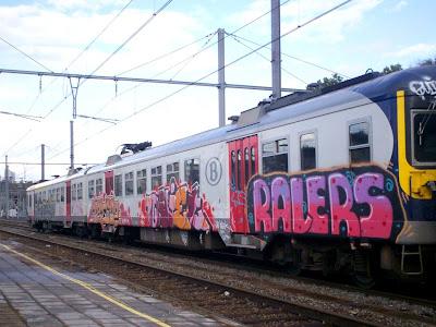 RALERS RAILWAY COMPANY