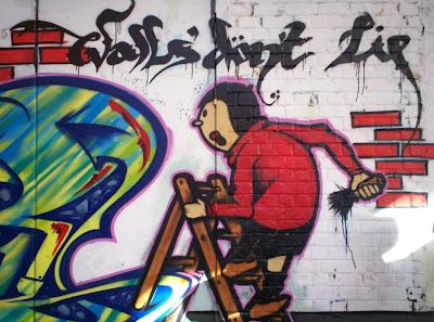 -Brussels graffiti tour-