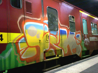 psk - spray paint