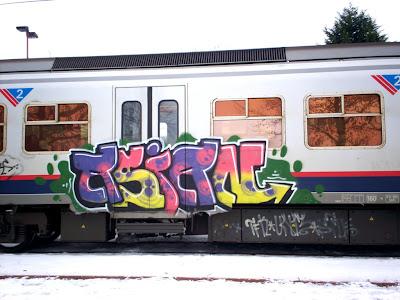 Asian graffiti
