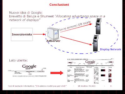 conclusioni: la nuova idea di Google, il Google Kiosk