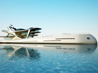 The Future Cruise Ships