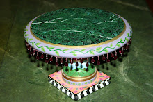 Cake or Display Pedestal