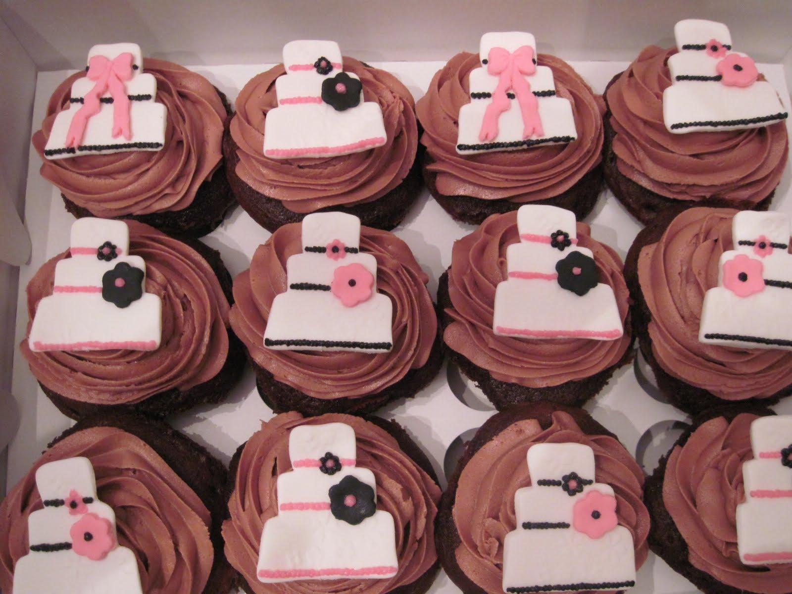 pink and black bridal shower 61210