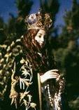Santísima Virgen de las Cuarenta Horas