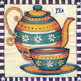 Te invito a disfrutar de un rico té o café y una grata estadia por aqui!!!!