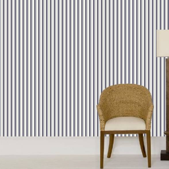 Rooms With Lines: Builders Tips: Wallpaper To Suit Your Needs