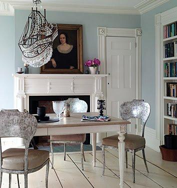 Swedish Interior Design Black Interior