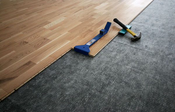 How Tolay Laminate Flooring