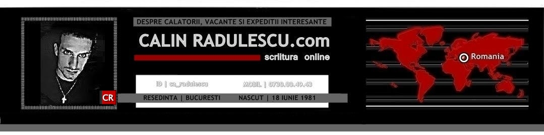 Calin Radulescu Travel