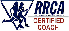RRCA Certified Coach