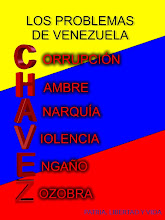 LOS PROBLEMAS DE  VENEZUELA