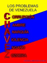 LOS PROBLEMAS DE  VENEZUELA