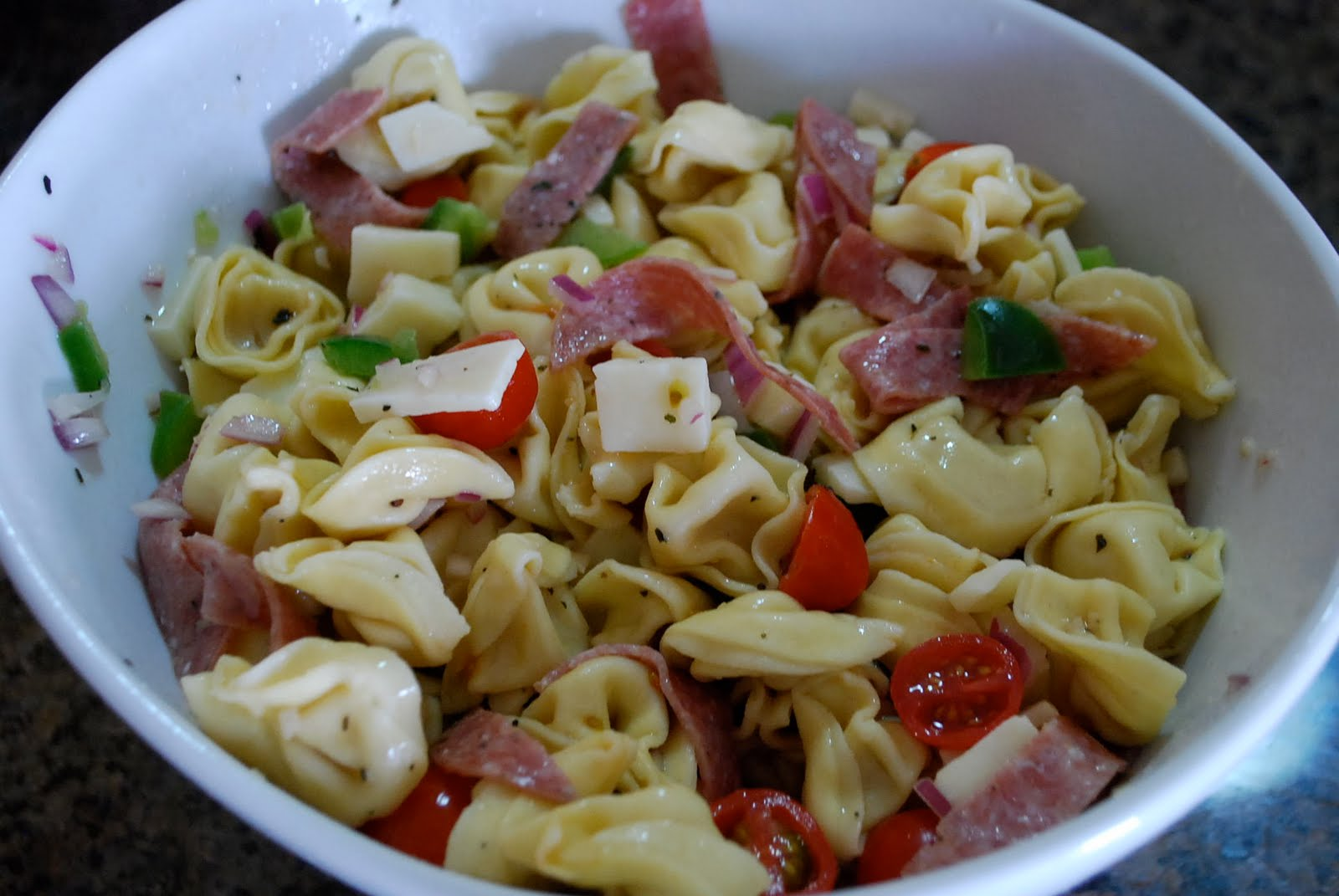 Tortellini Salad Recipes — Dishmaps