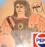 foto gambar Michael Jackson