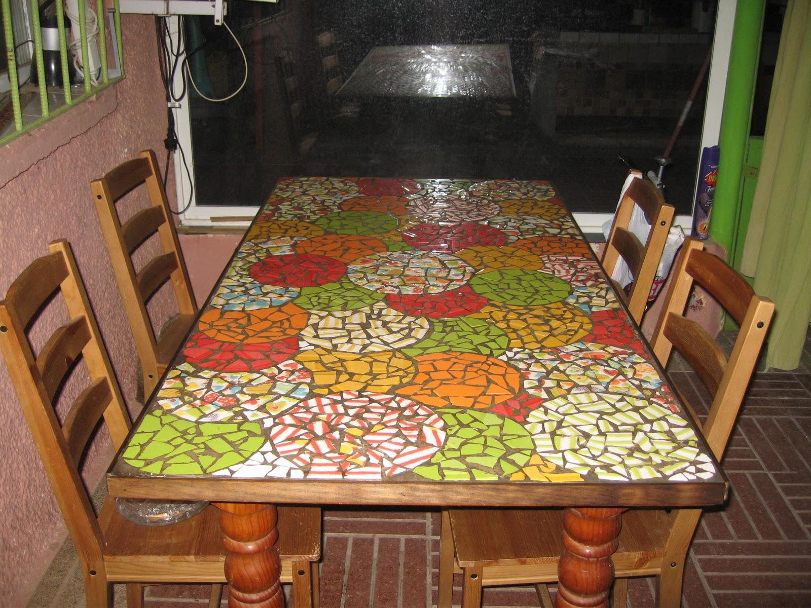 Artistas del mundo - Mosaico de madera ...