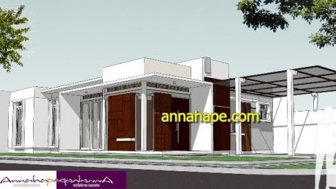 Doctors News: Arsitek Rumah Sendiri Desain Rumah Minimalis Type 90 ...