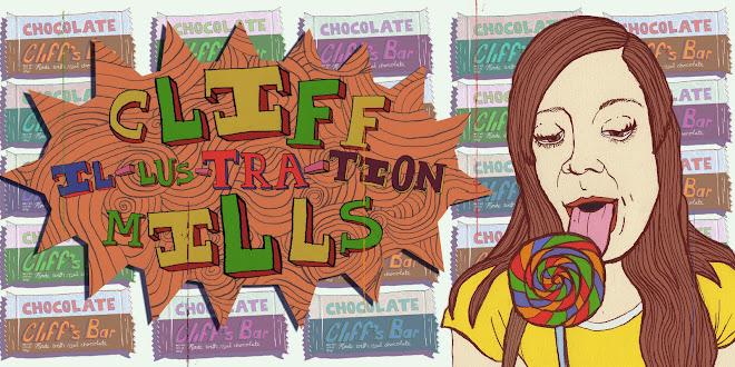 El arte de Cliff Mills