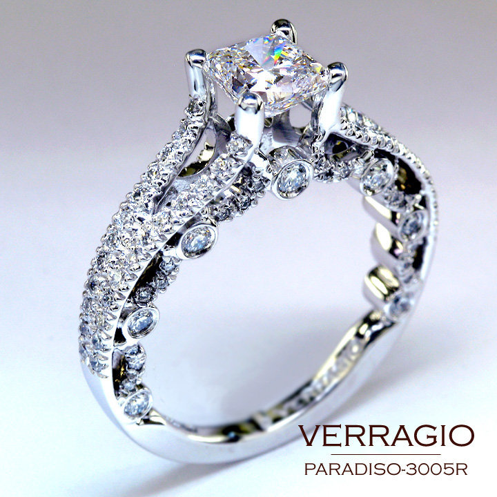 Verragio news jewelry engagement rings and wedding for Wedding rings by verragio