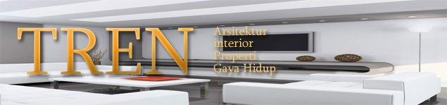 Majalah TREN Arsitektur, Interior, Properti & Gaya Hidup