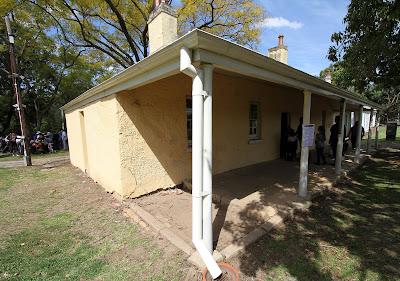 Dairy Precinct, Parramatta Park