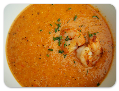 shrimp and spicy tomato soup mexican food recipes