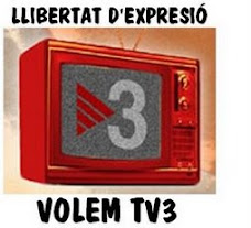 Queremos TV3, por la libertad de expresión