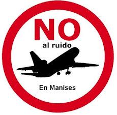 No al ruido en Manises