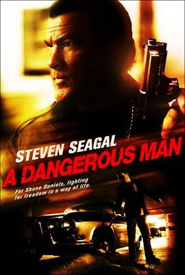 Filme Poster A Dangerous Man DVDRip Rmvb Legendado