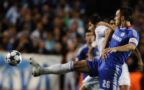 Hasil Chelsea Vs Marseille tanggal 29 september 2010