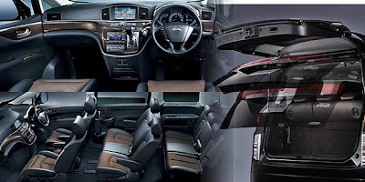 Harga Nissan Elgrand Indonesia