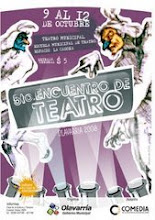 5º ENCUENTRO DE TEATRO OLAVARRIA '08
