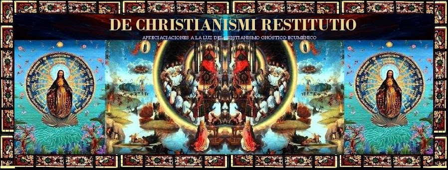 De Christianismi Restitutio