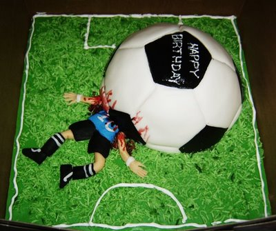 Футбольные подарки на день рождения мальчику