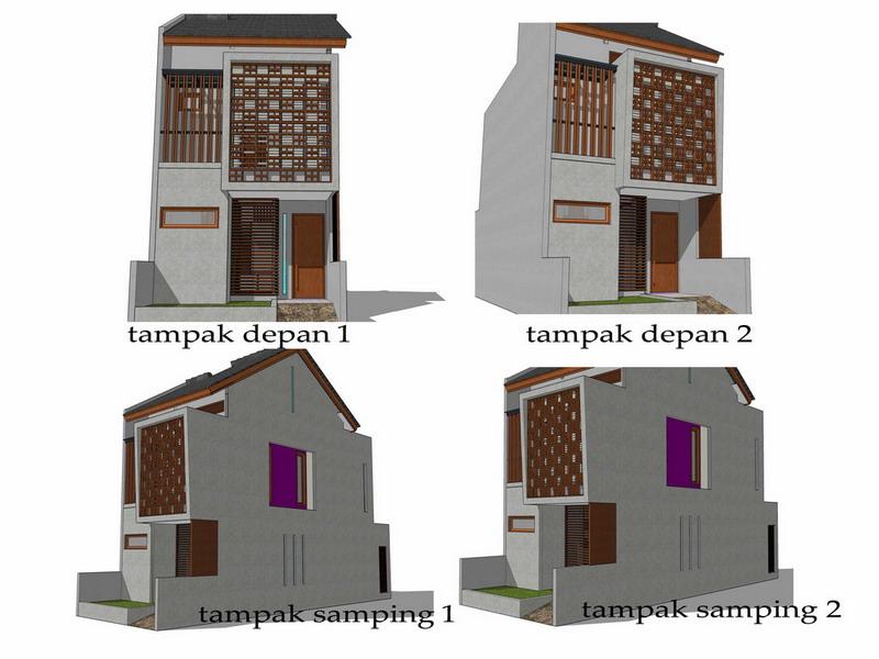 rumah ideal dengan harga murah dan terjangkau vano architect