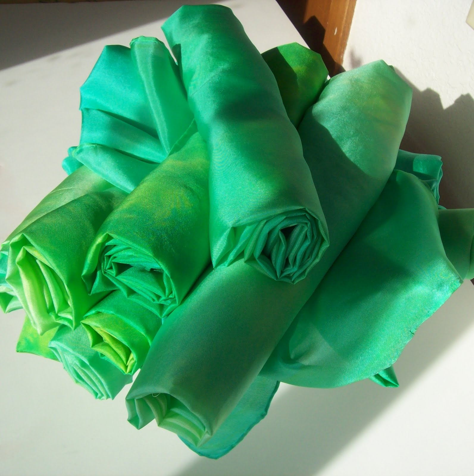 Homemade playsilks made with food dye health home for What do we use silk for