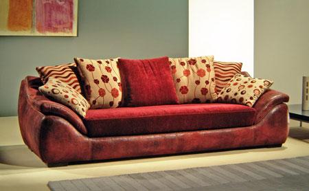 La mia casa divani etnici di aiazzone - Divani letto etnici ...