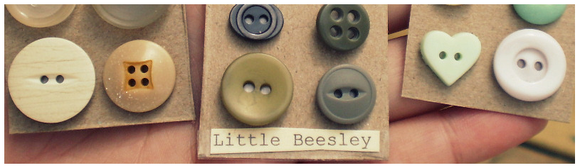The Little Beesley Shoppe.