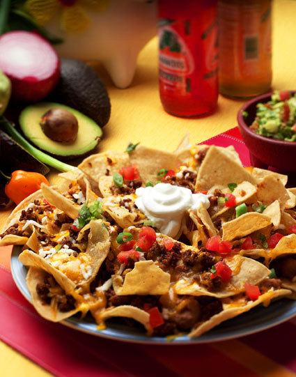 SIMPLY HOMEMADE: Any Night Nachos