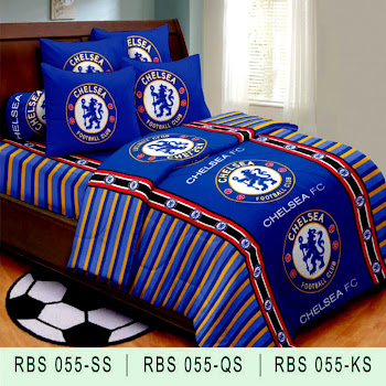 Set Cadar Bola Single Queen Dan King Comforter