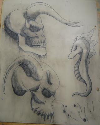 St. Michael Tattoo Design by ~aidan8500 on deviantART