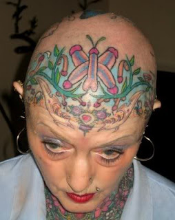 Nice Tattoo  Woman
