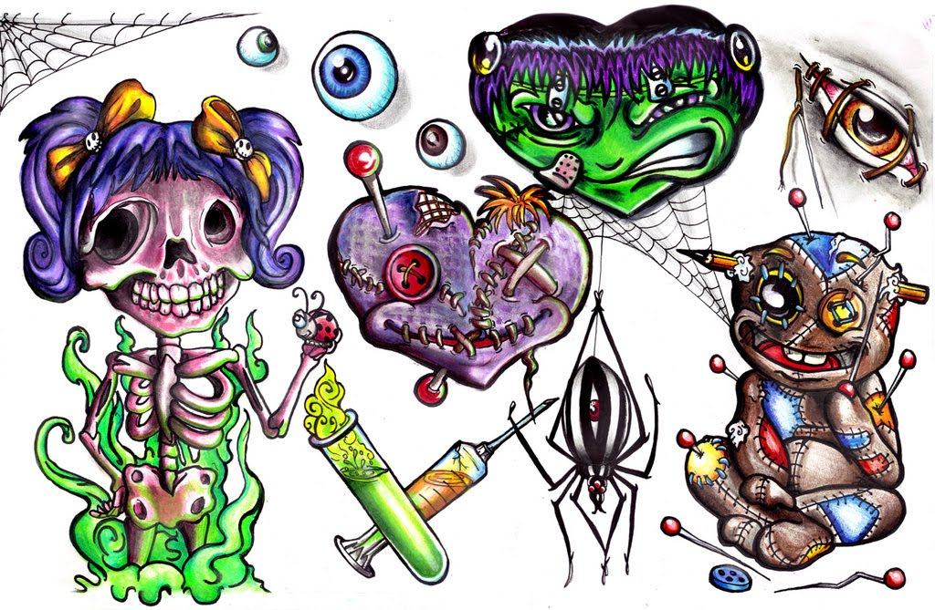 Tribal Tattoo Triball: Free Tattoos Flash